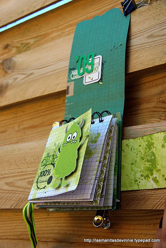Challenge GREEN kesi'art (4)