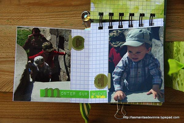 Challenge GREEN kesi'art (10)